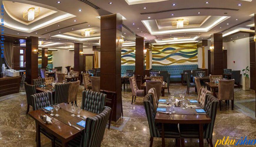رستوران هتل سورینت مریم کیش