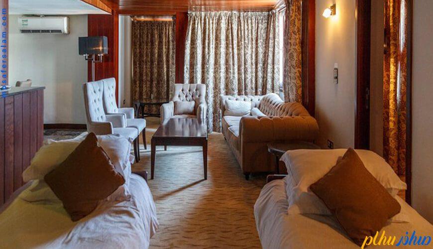 سوئیت هتل سورینت مریم کیش
