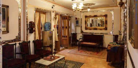 لابی هتل طلوع خورشید اصفهان