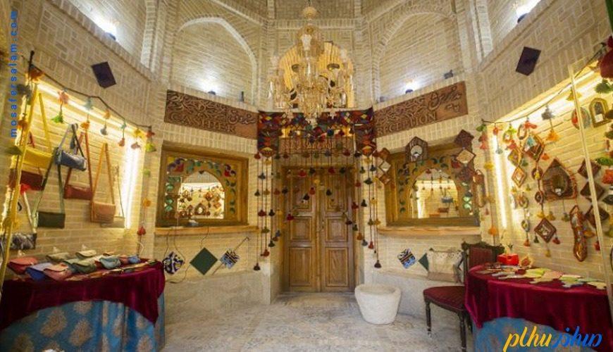 فروشگاه صنایع دستی هتل طلوع خورشید اصفهان