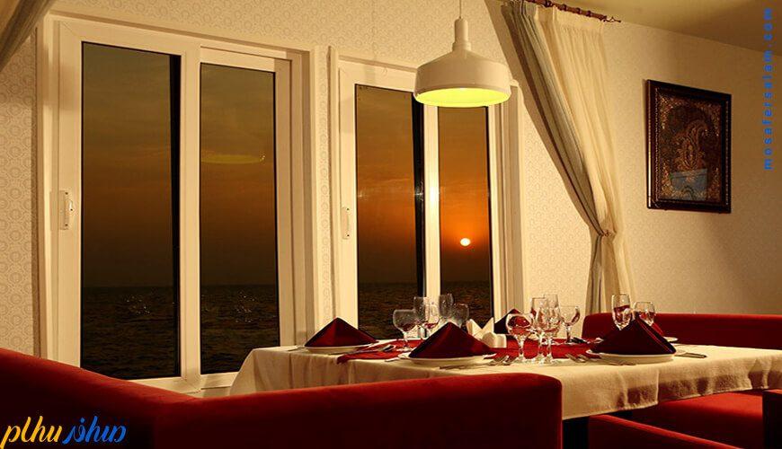 سوییت هتل ترنج کیش