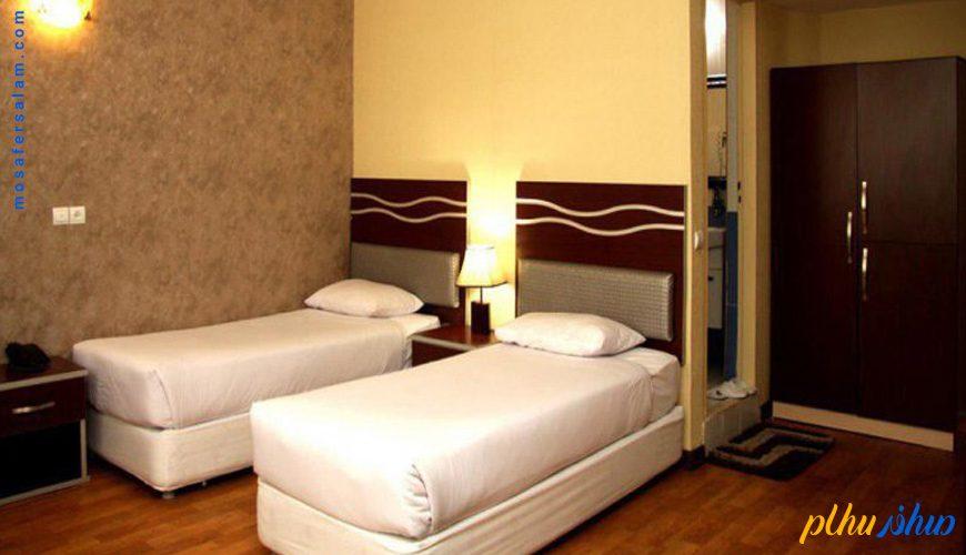 اتاق هتل ورزش تهران