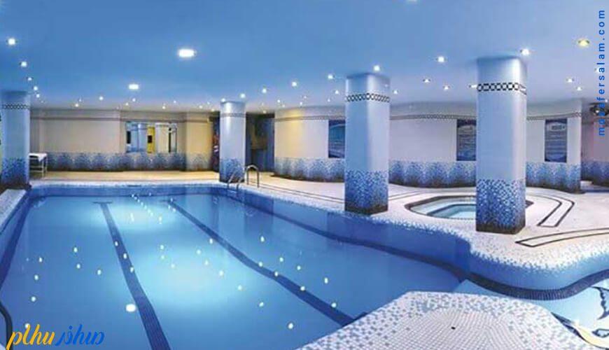 استخر هتل ونوس اصفهان