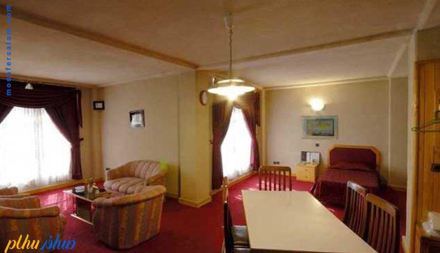 اتاق هتل ونوس کیش
