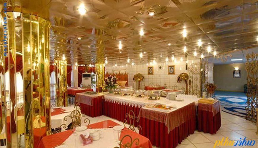 رستوران هتل ونوس کیش