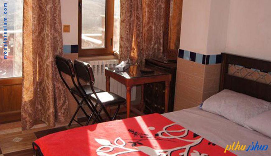 اتاق هتل ویونا ابیانه اصفهان