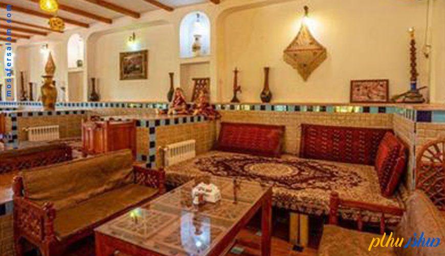 رستوران سنتی هتل ویونا ابیانه اصفهان