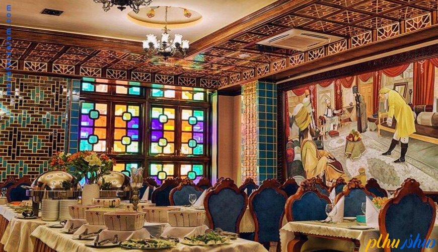 رستوران هتل کریم خان زند شیراز