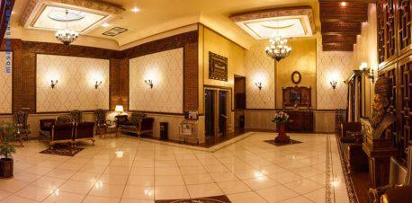 لابی هتل کریم خان زند شیراز