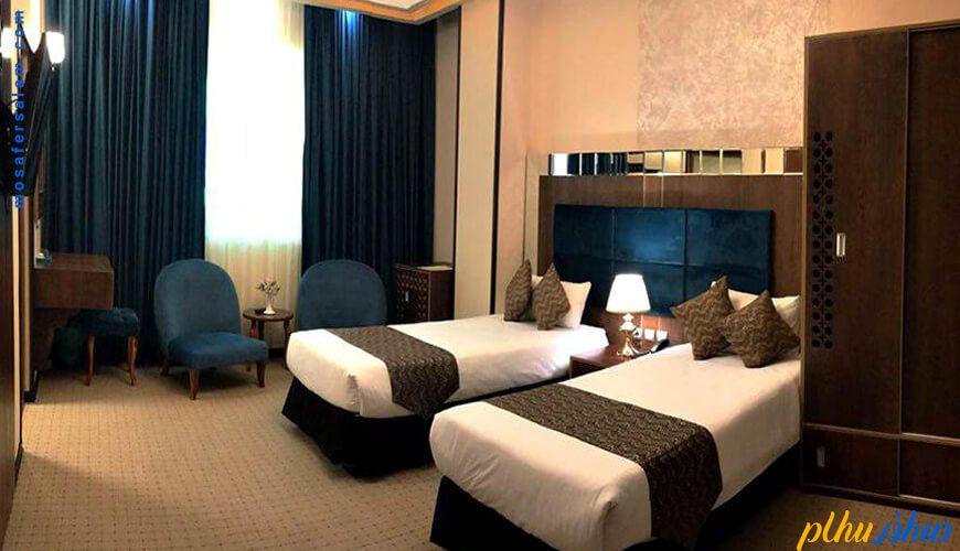 اتاق هتل کریم خان زند شیراز