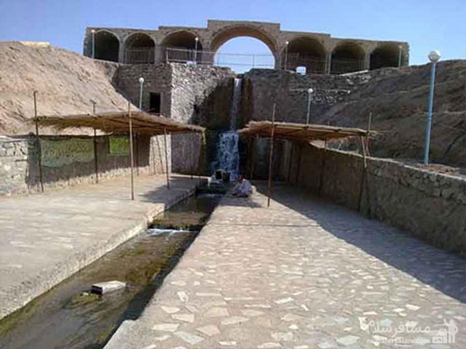 آبشار جندق
