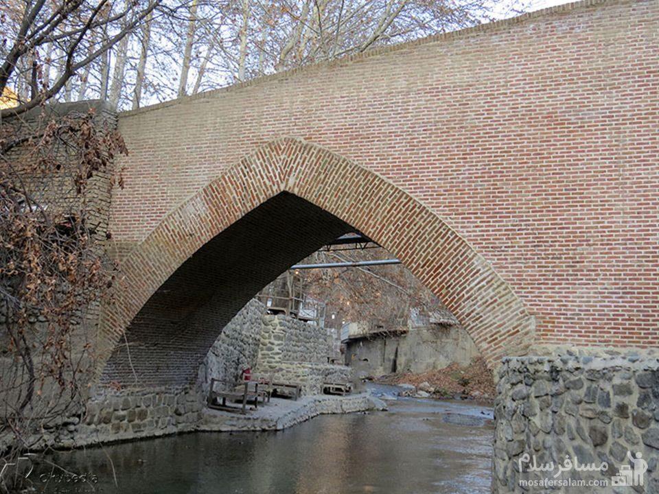 پل تاریخی بزغان