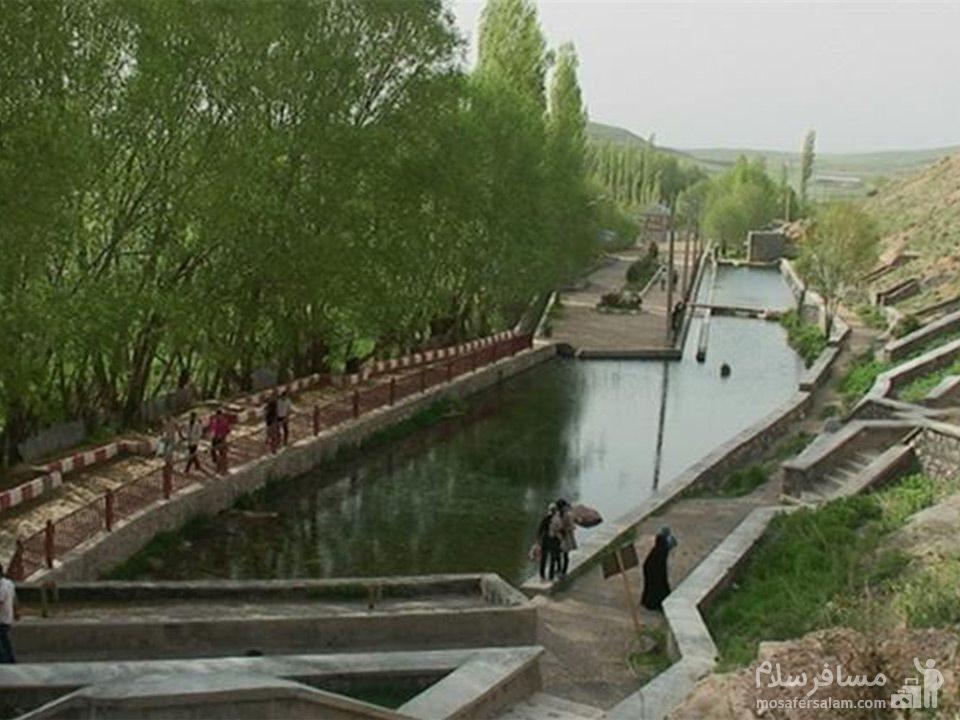 چشمه ازناو