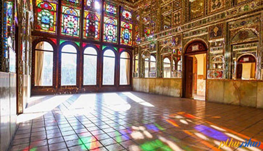 خانه زینت الملک شیراز