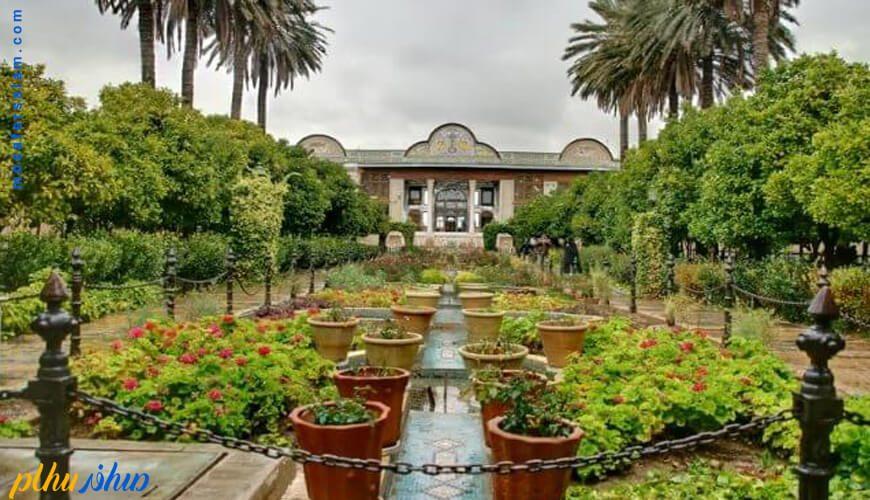 باغ قوام خانه زینت الملک شیراز