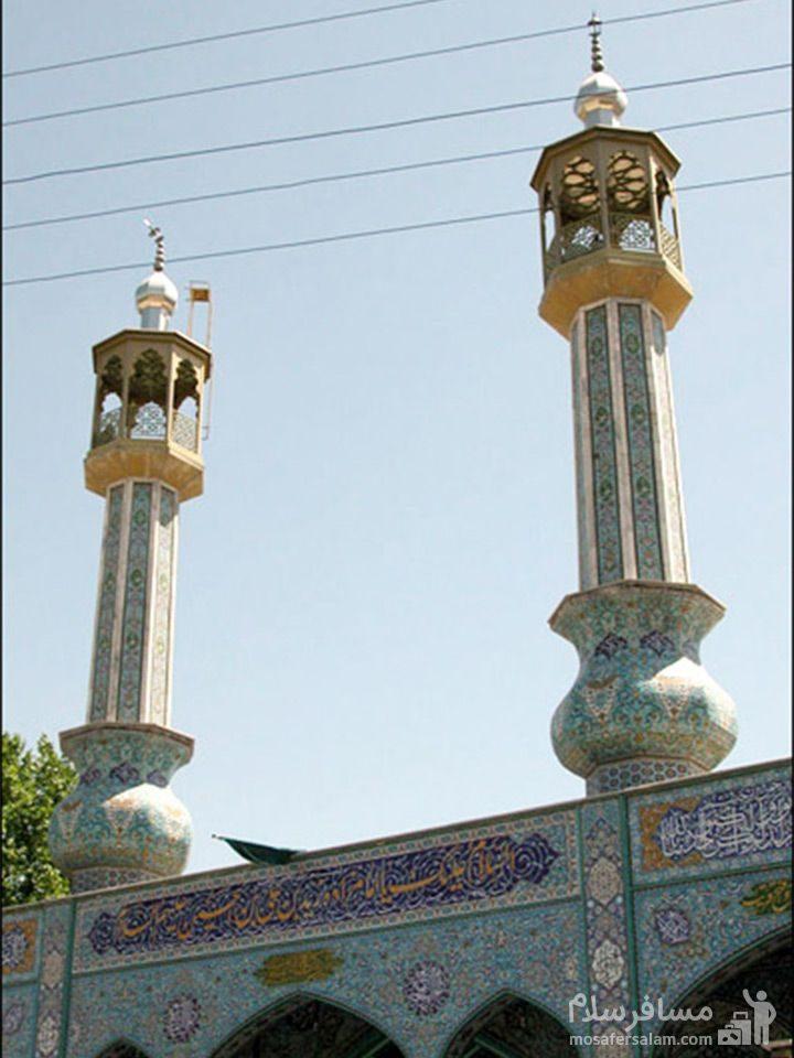 مقبره زید بن علی