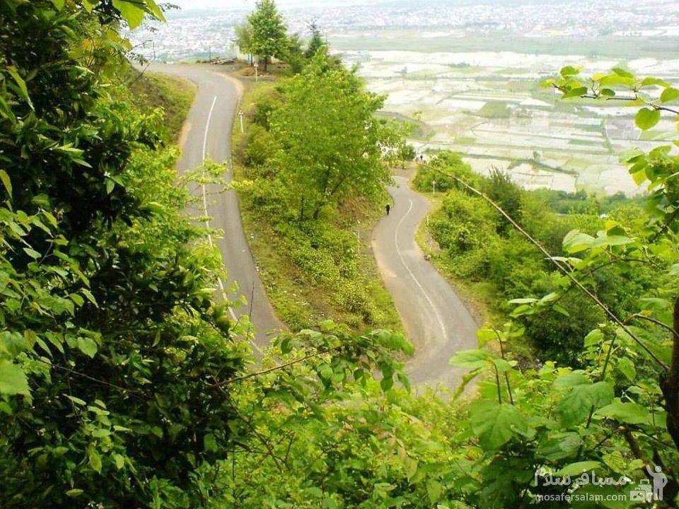 روستای لیلا کوه (لیله کوه)