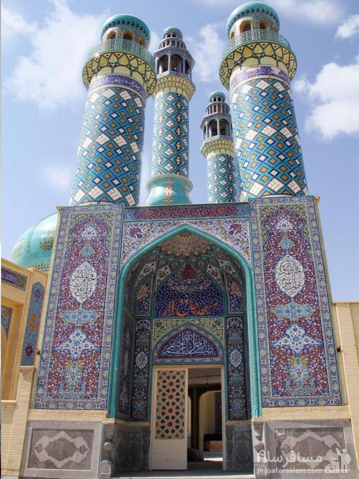 مسجد جامع لار