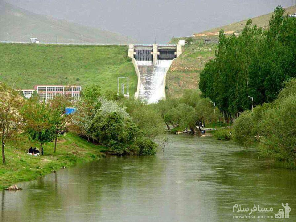 شهر زیبای مهاباد