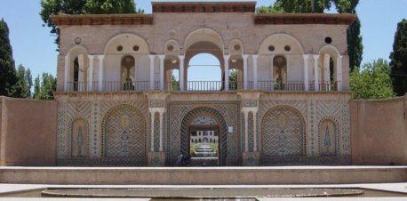 حمام باغ شاهزاده ماهان