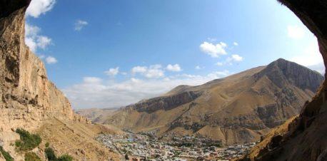 شهر صخره ای ماکوک