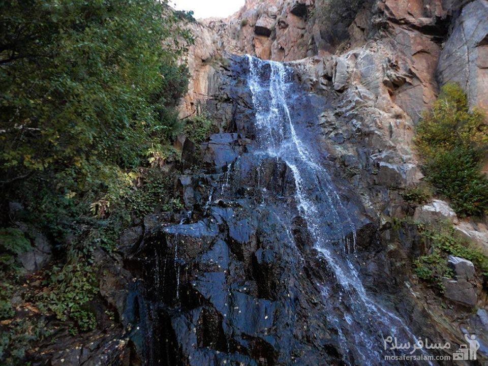 آبشار عیش آباد