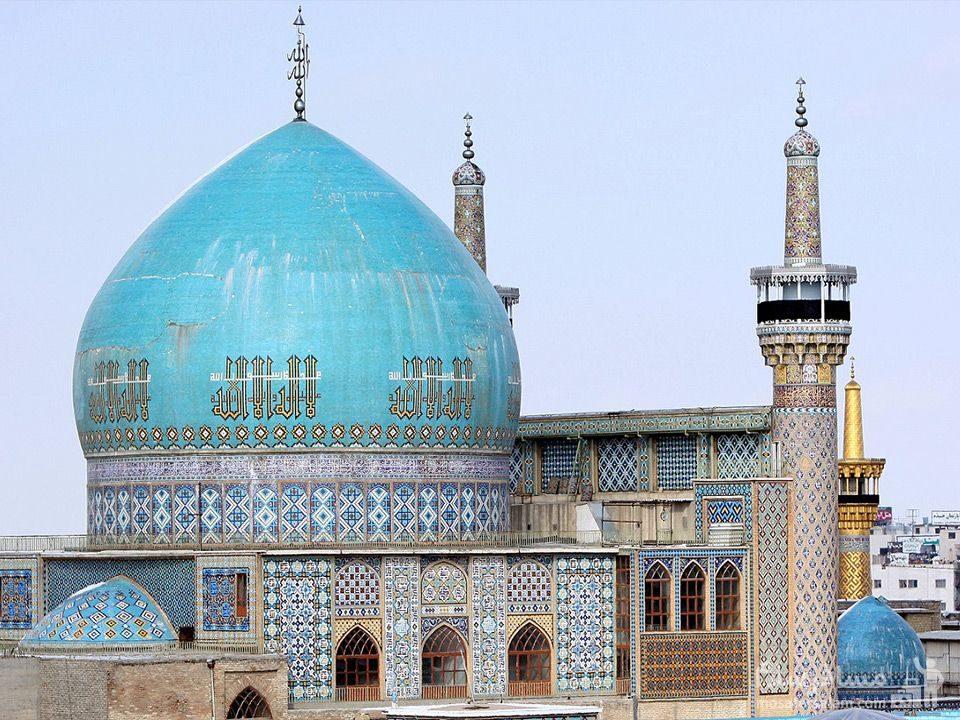 مشهد مسجد گوهرشاد