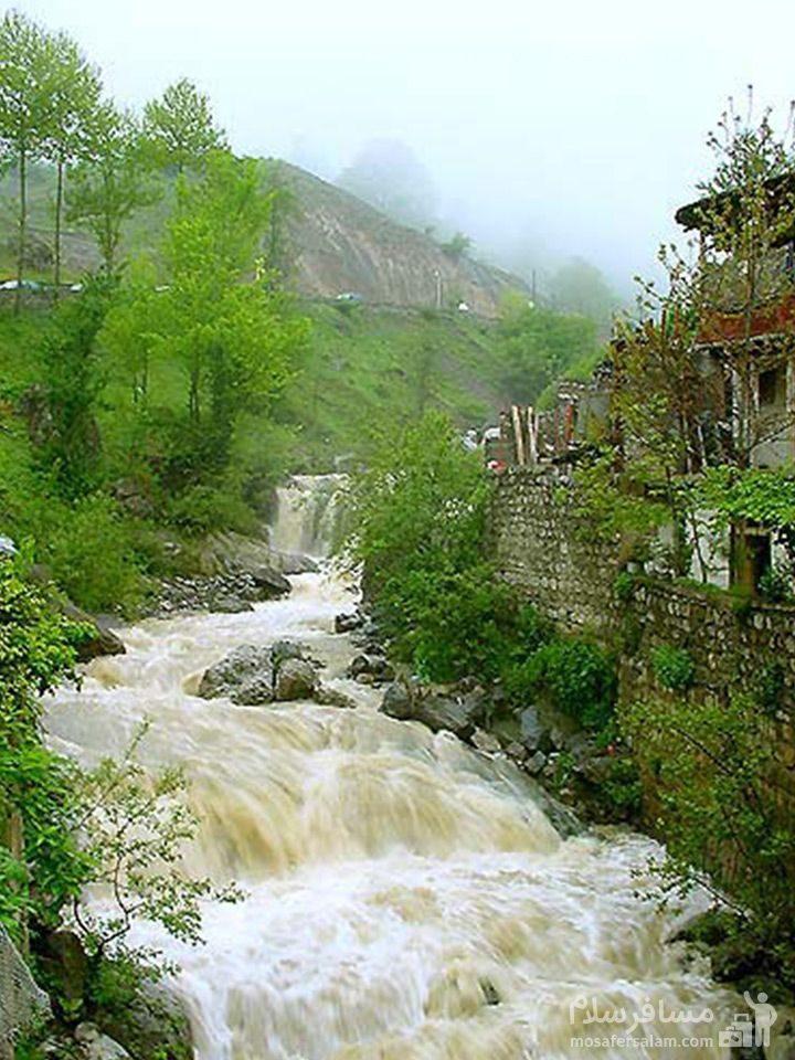 رودخانه ماسوله