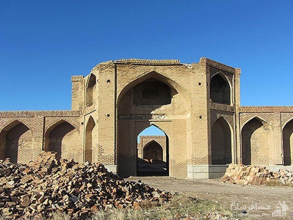 کاروانسرای جمالآباد