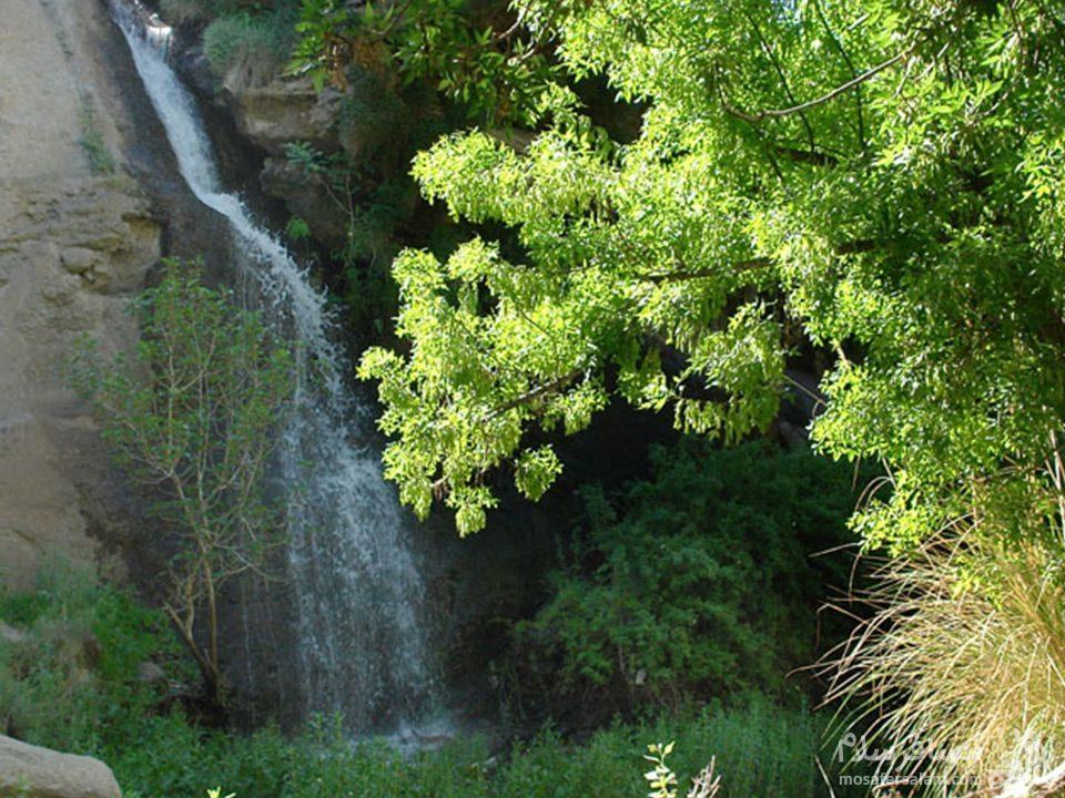 آبشار تمین