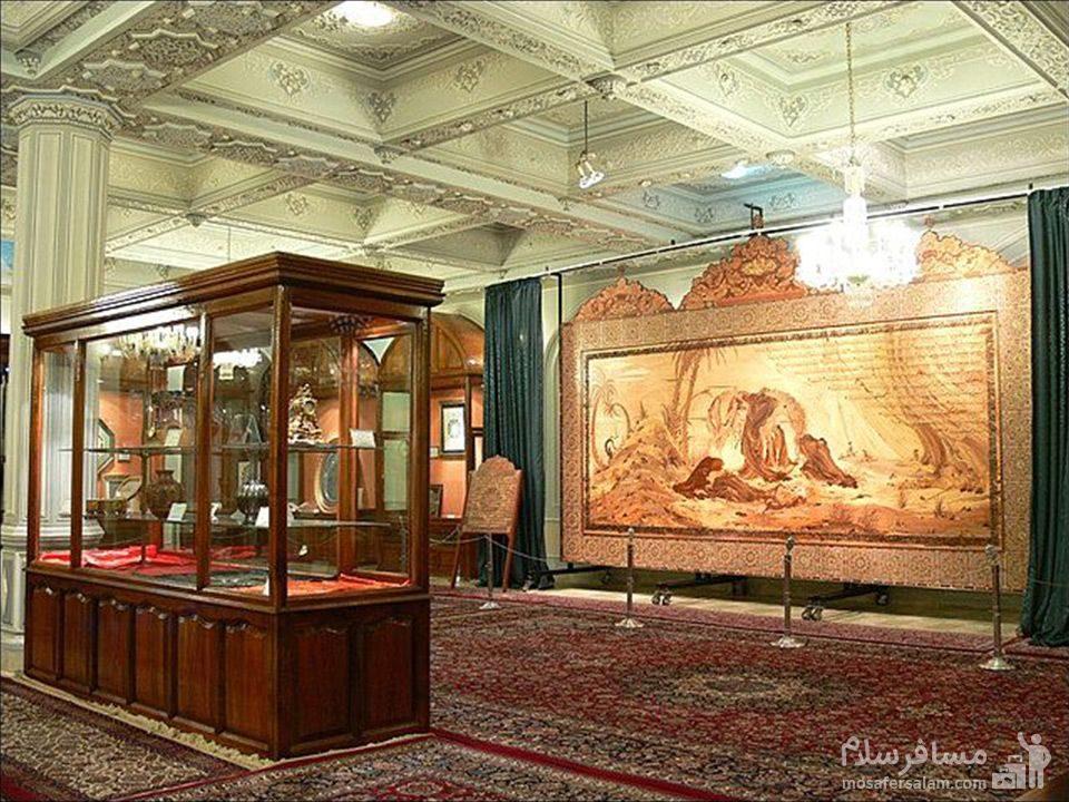مشهد موزه آستان قدس