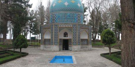 آرامگاه محمد عطار نیشابوری
