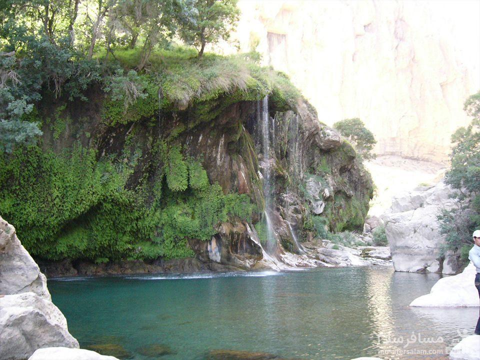 آبشار تنگ براق