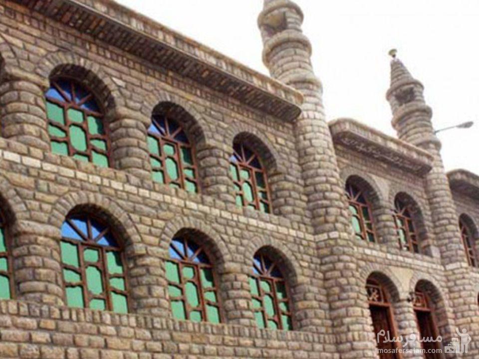 مسجد پیرشالیار