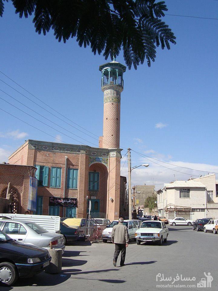 مسجد مناره
