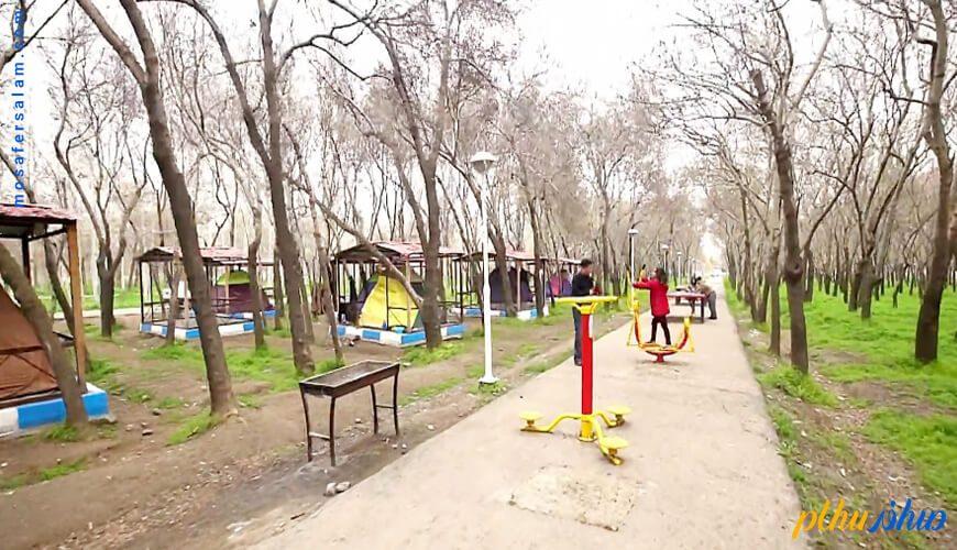 پارک جنگلی طرق مشهد