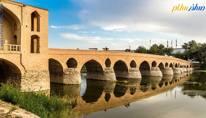 پل شهرستان اصفهان