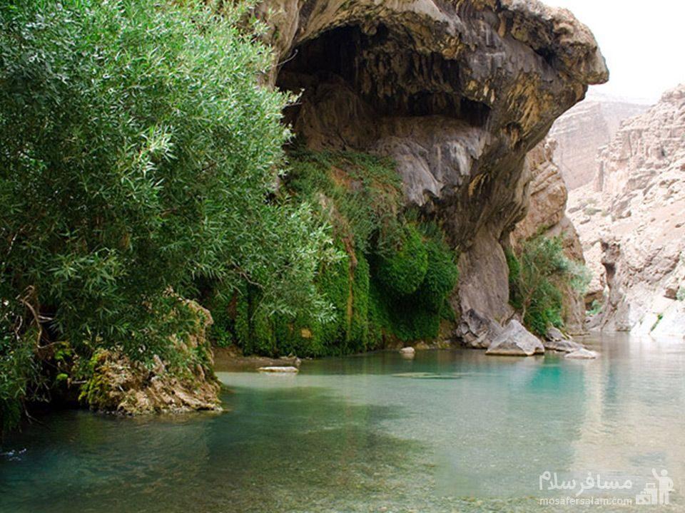 آبشار بی بی سیدان