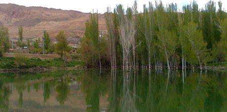 پارک دریاچه