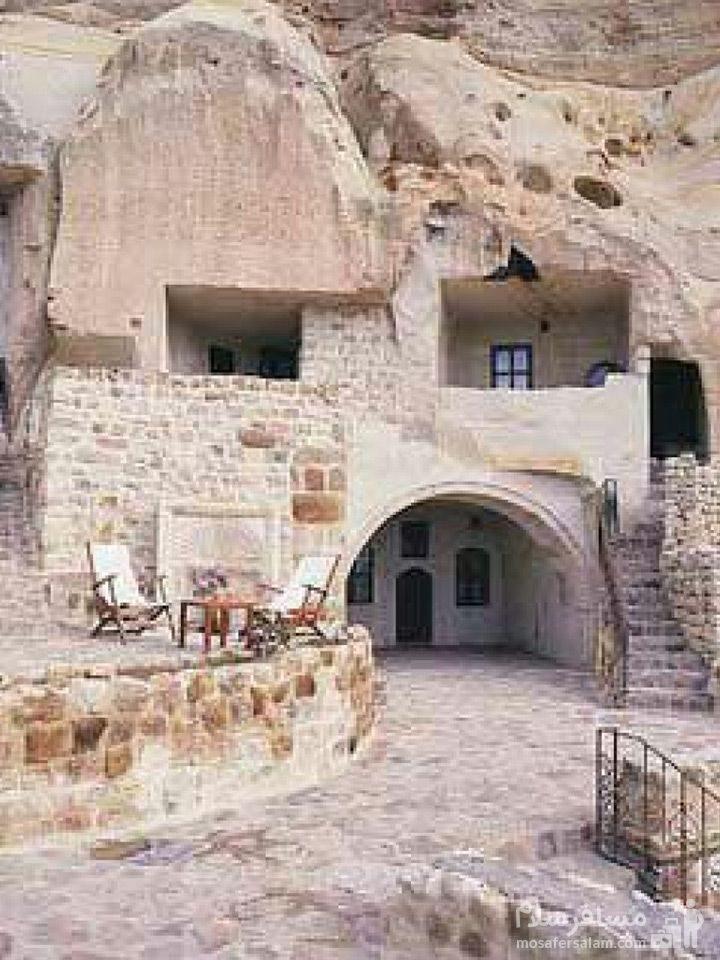 دهکده صخره ای باستانی ویند کلخوران