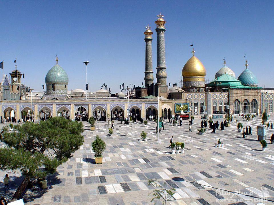 آرامگاه حضرت عبد العظیم الحسنی (ع)