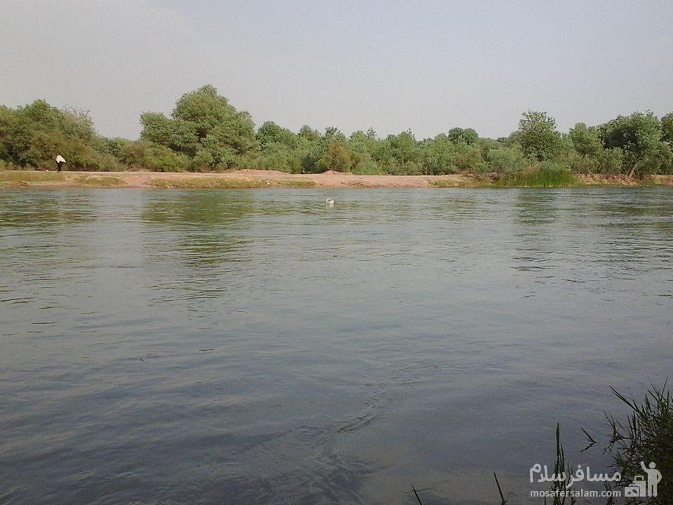 رود کرخه