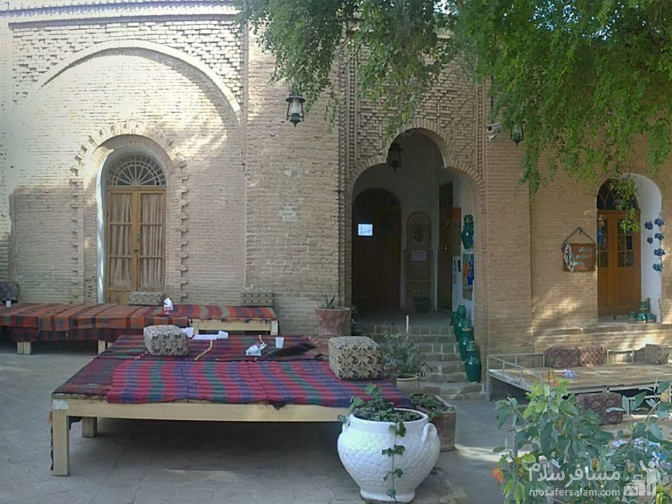 خانه مستوفی