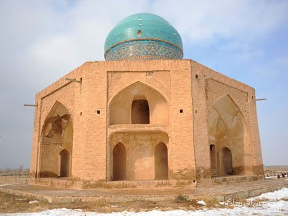 مقبره ملا حسن كاش