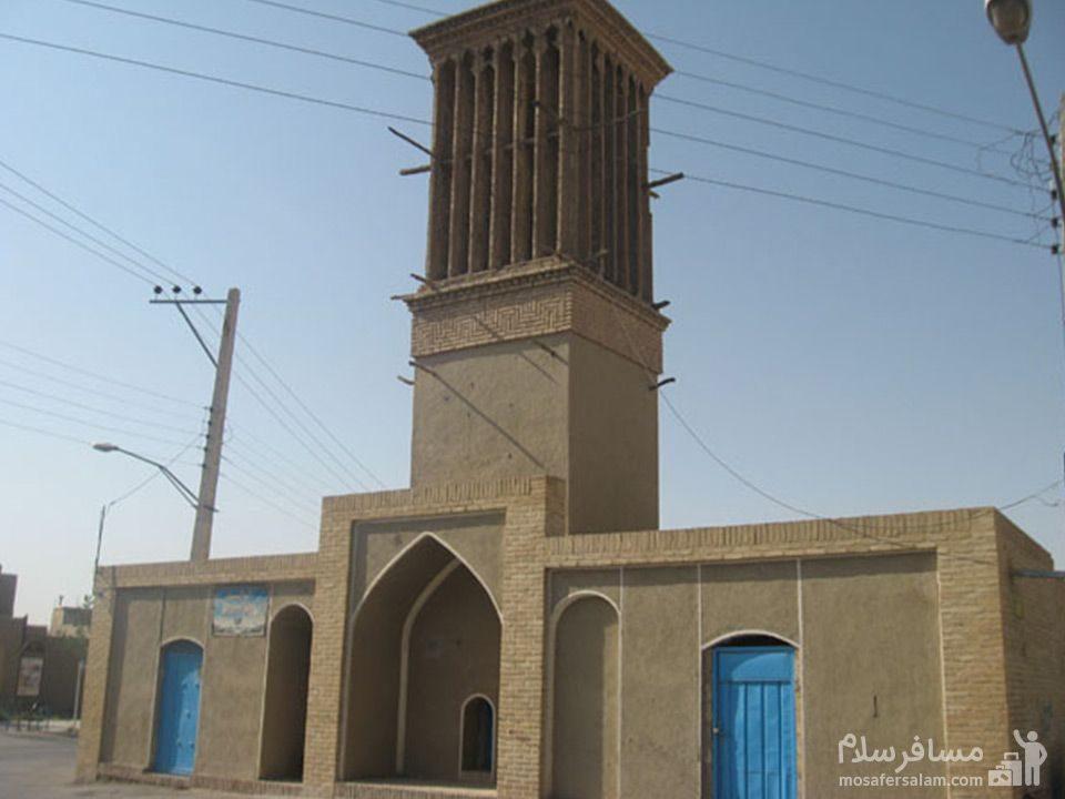 آب انبار حاج محمد جعفر