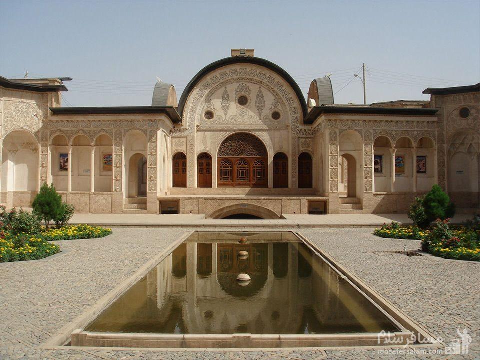 خانه سنتی یزد