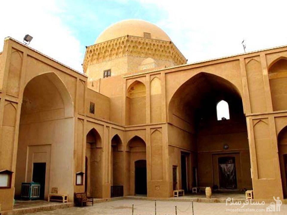 مدرسه ضیائیه ( زندان اسکندر)
