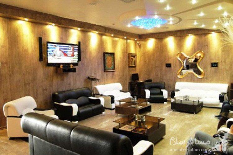 پذیرش هتل آپادانا مشهد