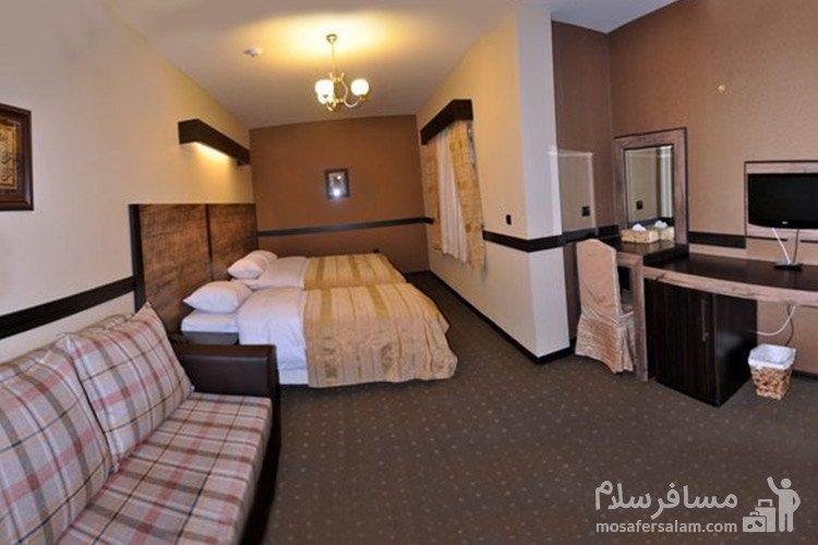 اتاق خانوادگی هتل آپادانا مشهد