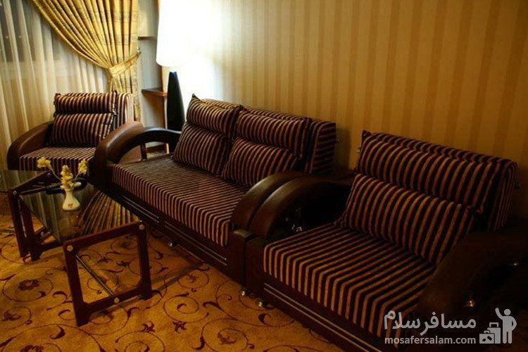 سوئیت هتل عماد مشهد
